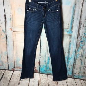 American Eagle Outfitters Jeans - American Eagle Slim Boot-cut Jeans EUC